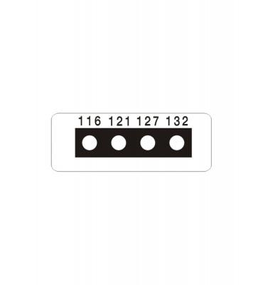 Micro ruban 4 Températures SERIE 5