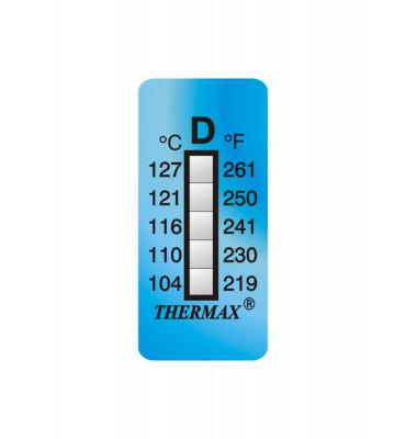 Ruban 5 températures TH5  D