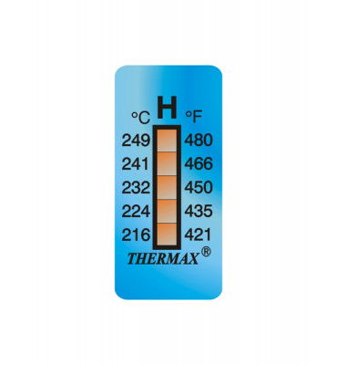Ruban 5 températures TH5  H