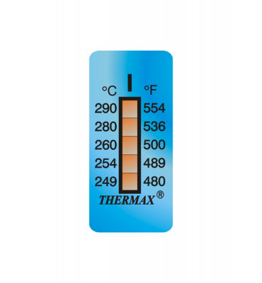 Ruban 5 températures TH5  I