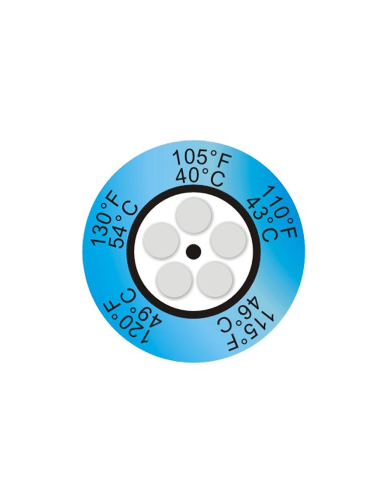 Pastille Thermomètre  Clock 05CTHE SERIE 1