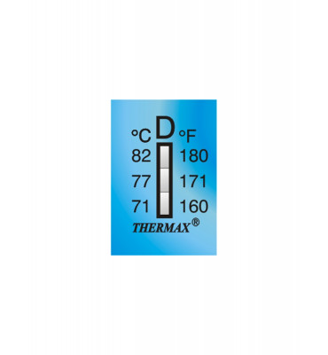 Ruban thermomètre Thermax 3 températures 03STHE  D