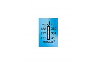 Ruban thermomètre Thermax 3 températures 03STHE  J