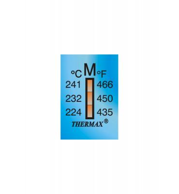 Ruban thermomètre Thermax 3 températures 03STHE  M