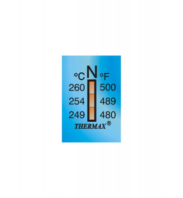 Ruban thermomètre Thermax 3 températures 03STHE  N