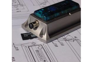 MSR160 - Enregistreur données miniature avec 4 entrées analogiques et carte microSD
