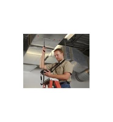 Application du Micromanomètre - sonde thermo-anémomètre de vitesse de l'air