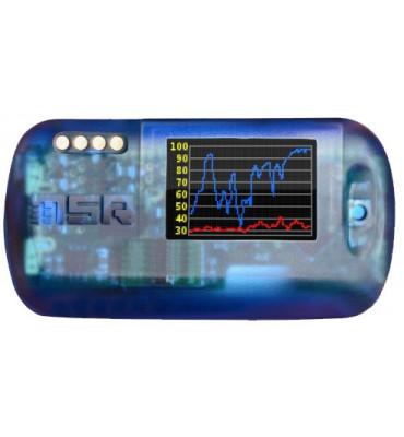 MSR145WD  Enregistreur de données sans fil,affichage OLED et bluetooth