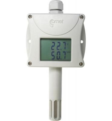 Humidité relative et température T1110