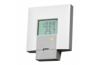 Humidité relative, température & CO2