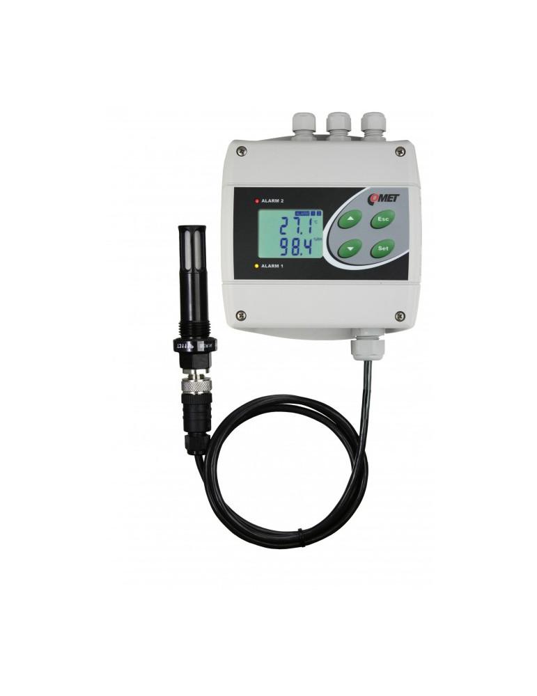 Transmetteur de température et d'humidité COMET