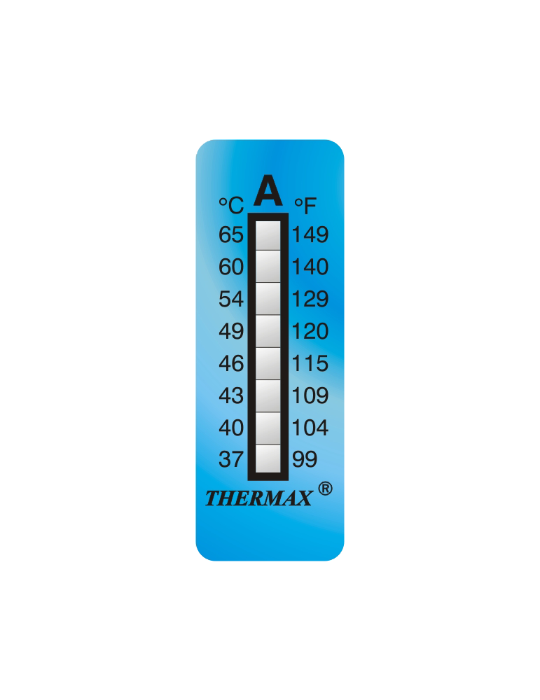 Indicateur 8 températures Thermax THA 8